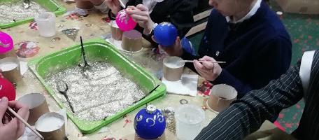 Экскурсия на Фабрику новогодних игрушек